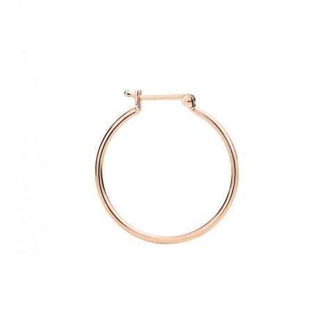Cerchio grande rosa 1