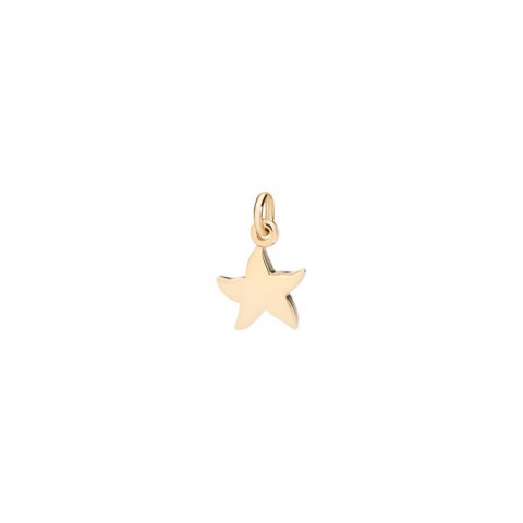 Mini stella oro giallo