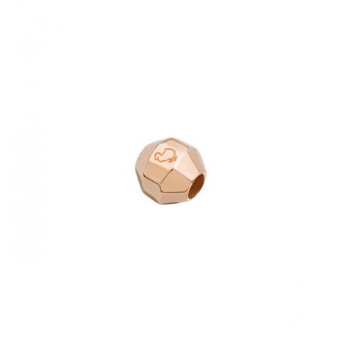 Sassolino oro rosa silicone 1