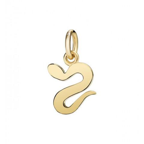 Serpente oro giallo